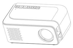 Registered design patent RCD No. 007958285-0001, view 1